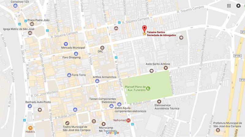 Rua Sebastião Humel, 63 5 -centro - CEP 12210-200 - São José dos Campos - SP